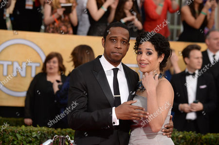 Editorial picture of 20th Annual SAG Awards - Arrivals, Los Angeles, USA - 18 Jan 2014