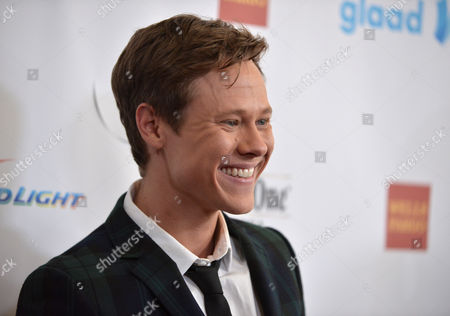Editorial image of 25th Annual GLAAD Media Awards, Beverly Hills, USA - 12 Apr 2014