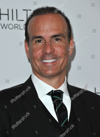 Mark Lash arrives at the 25th Annual GLAAD Media Awards on Richard Shotwell/Invision/AP