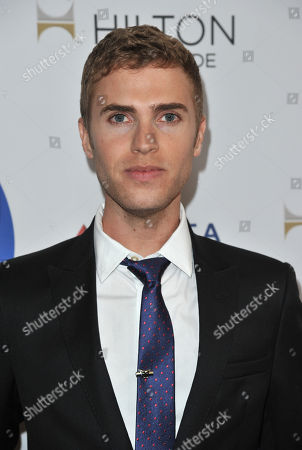 Editorial picture of 25th Annual GLAAD Media Awards, Beverly Hills, USA - 12 Apr 2014