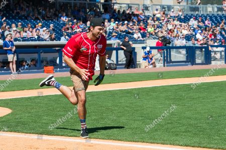 Editorial photo of 26th Annual City of Hope's Celebrity Softball Game, Nashville, USA - 7 Jun 2016