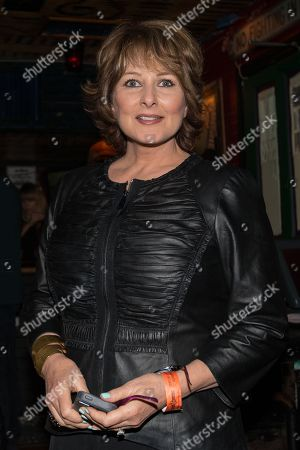 TV personality Cristina Ferrare attends the 2nd Annual Heroes Helping Heroes Benefit Concert at The House of Blues on in Los Angeles
