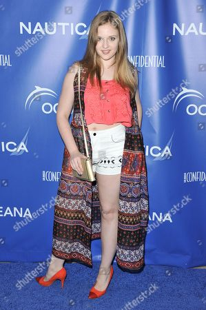 Stock Picture of Kaitlyn Jenkins arrives at the 2nd Annual Nautica Oceana Beach House Party, in Santa Monica, Calif