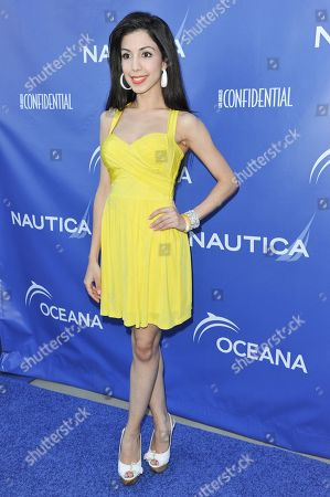 Editorial photo of 2nd Annual Nautica Oceana Beach House Party, Santa Monica, USA - 16 May 2014
