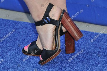 Stock Image of Jaclyn Betham arrives at the 2nd Annual Nautica Oceana Beach House Party, in Santa Monica, Calif