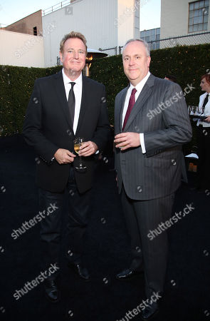 Randy Spendlove and Frederick Huntsberry attend the 2nd Annual Rebels with a Cause at Paramount Pictures Studios on in Los Angeles