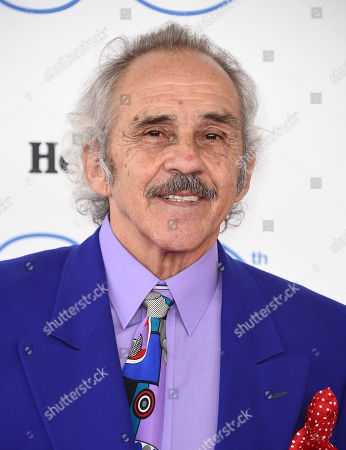 Stock Image of Pepe Serna arrives at the 30th Film Independent Spirit Awards, in Santa Monica, Calif