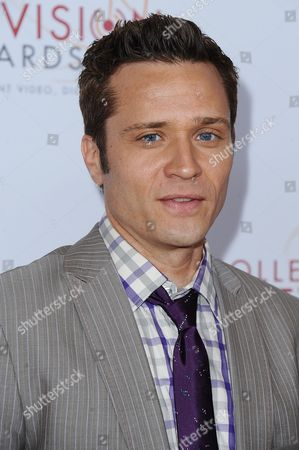 Seamus Dever arrives at the 34th College Television Awards presented by the Academy of Television Arts & Sciences Foundation at the JW Marriott Los Angeles L.A. Live on in Los Angeles, California