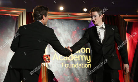 Editorial image of 35th College Television Awards - Show, Los Angeles, USA - 23 Apr 2014