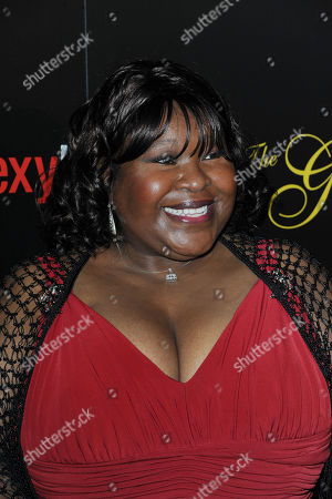 Ellia English arrives at the 38th Annual Gracie Awards Gala at the Beverly Hilton Hotel on in Beverly Hills, Calif