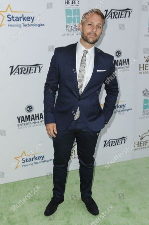 """Editorial picture of 3rd Annual Beyond Hunger """"A Place At The Table"""" Gala, Beverly Hills, USA - 22 Aug 2014"""