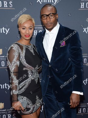 Editorial image of 3rd Annual NFL Honors - Arrivals, New York, USA - 1 Feb 2014