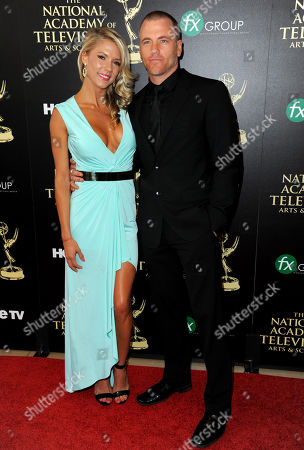 Editorial image of 41st Annual Daytime Emmy Awards - Arrivals, Beverly Hills, USA - 22 Jun 2014