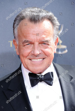 Ray Wise arrives at the 42nd annual Daytime Emmy Awards at Warner Bros. Studios, in Burbank, Calif