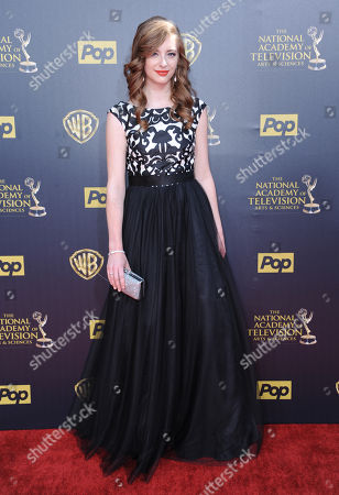 Editorial photo of 42nd Annual Daytime Emmy Awards - Arrivals, Burbank, USA - 26 Apr 2015