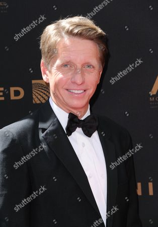 Bradley Bell arrives at the 43rd annual Daytime Emmy Awards at the Westin Bonaventure Hotel, in Los Angeles