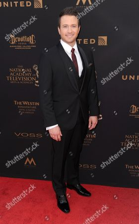 Stock Picture of Matt Doran arrives at the 43rd annual Daytime Emmy Awards at the Westin Bonaventure Hotel, in Los Angeles