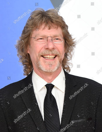 Sam Bush arrives at the 49th annual CMA Awards at the Bridgestone Arena, in Nashville, Tenn