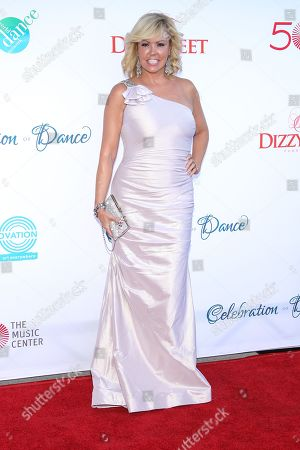 Mary Murphy attends the 4th Annual Celebration of Dance Gala at the Dorothy Chandler Pavilion on in Los Angeles, Calif