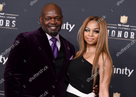 Editorial photo of 4th Annual NFL Honors - Arrivals, Phoenix, USA - 1 Jan 2015
