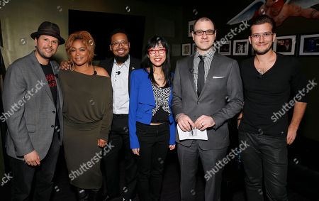 Editorial picture of 4th Annual Social Media Rock Stars Summit, Los Angeles, USA - 8 Feb 2013