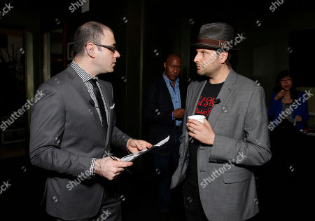 Bill Werde attends the 4th Annual Social Media Rock Stars Summit, on Friday, February, 8, 2013 in Los Angeles