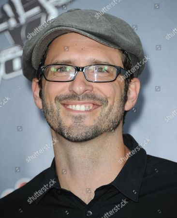 """Tony Lucca arrives at the 4th season premiere screening of """"The Voice"""" at the TCL Theatre on in Los Angeles"""