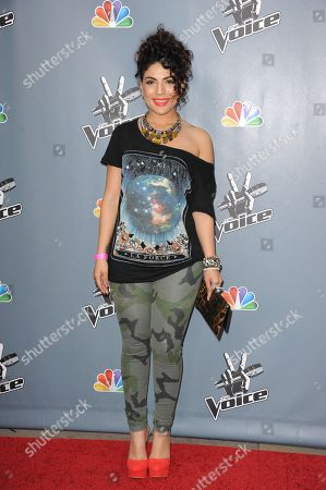 Editorial image of 4th Season Premiere Screening of The Voice, Los Angeles, USA - 20 Mar 2013