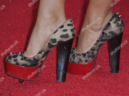 """Stock Picture of Jordis Unga arrives at the 4th season premiere screening of """"The Voice"""" at the TCL Theatre on in Los Angeles"""