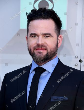 David Nail arrives at the 51st annual Academy of Country Music Awards at the MGM Grand Garden Arena, in Las Vegas
