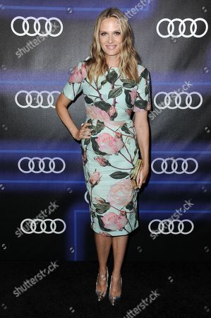 Vinessa Shaw arrives at the 5th Annual Audi Emmy Celebration, in West Hollywood, Calif