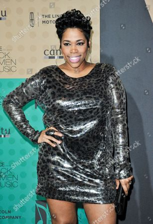 Editorial image of 5th Annual ESSENCE Black Women in Music Event, West Hollywood, USA - 22 Jan 2014
