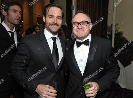 """Will Forte and Kevin Tent attend the 63rd Annual """"ACE Eddie Awards"""" at the Beverly Hilton Hotel on in Beverly Hills, Calif"""