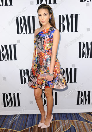 Editorial picture of 63rd Annual BMI Pop Awards - Arrivals, Beverly Hills, USA - 12 May 2015