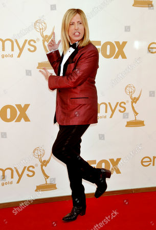 SEPTEMBER 18: Steven Cojocaru arrives at the Academy of Television Arts & Sciences 63rd Primetime Emmy Awards at Nokia Theatre L.A. Live on in Los Angeles, California