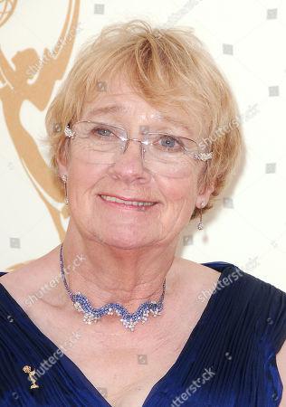 SEPTEMBER 18: Kathryn Joosten arrives at the Academy of Television Arts & Sciences 63rd Primetime Emmy Awards at Nokia Theatre L.A. Live on in Los Angeles, California