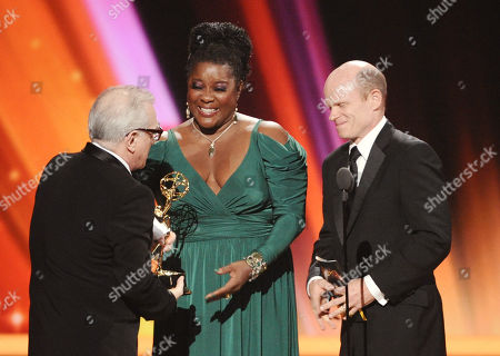 Editorial image of 63rd Primetime Emmy Awards - Show, Los Angeles, USA - 18 Sep 2011