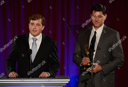 Editorial picture of 64th Los Angeles Area Emmy Awards - Show, North Hollywood, USA - 11 Aug 2012