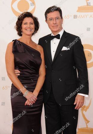 Editorial picture of 65th Primetime Emmy Awards - Arrivals, Los Angeles, USA - 22 Sep 2013