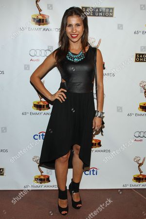 Editorial picture of 65th Primetime Emmy Awards - Nomination Celebration, North Hollywood, USA - 17 Sep 2013