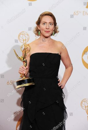 Editorial picture of 65th Primetime Emmy Awards - Press Room, Los Angeles, USA - 22 Sep 2013