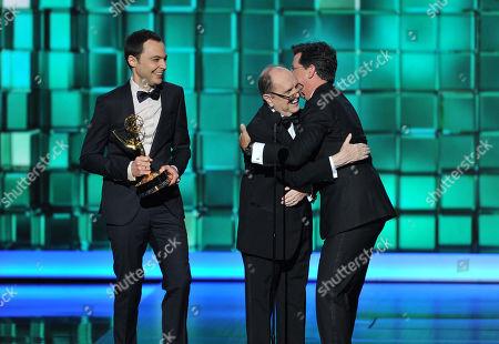 Editorial image of 65th Primetime Emmy Awards - Show, Los Angeles, USA - 22 Sep 2013