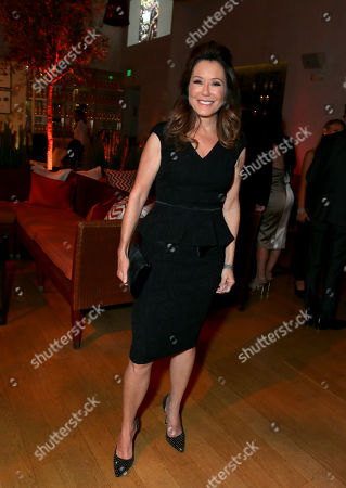 Mary McDonnell attends the 2013 Entertainment Weekly Pre-Emmy Party, presented by L'Oreal Paris and bebe at Fig & Olive, in Los Angeles
