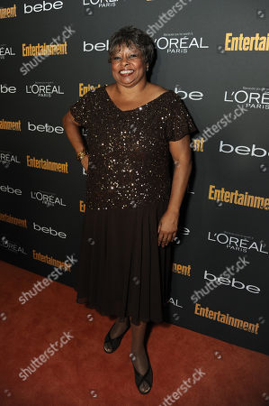 Reatha Grey arrives at the 2013 Entertainment Weekly Pre-Emmy Party, presented by L'Oreal Paris and bebe at Fig & Olive, in Los Angeles