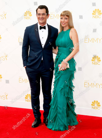 Editorial picture of 66th Primetime Emmy Awards - Arrivals, Los Angeles, USA - 25 Aug 2014