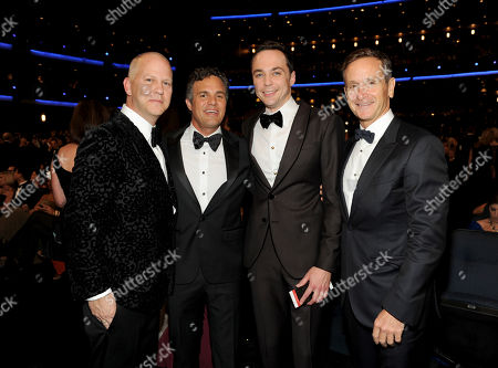 Editorial picture of 66th Primetime Emmy Awards - Audience, Los Angeles, USA - 25 Aug 2014