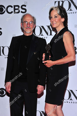 "Editorial image of 67th Annual Tony Awards â?"" Press Room, New York, USA - 9 Jun 2013"