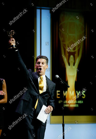 Editorial image of 67th Area Emmy Awards - Show, Los Angeles, USA - 25 Jul 2015