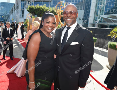 Editorial image of 67th Primetime Emmy Awards - Limo Drop Off, Los Angeles, USA - 20 Sep 2015