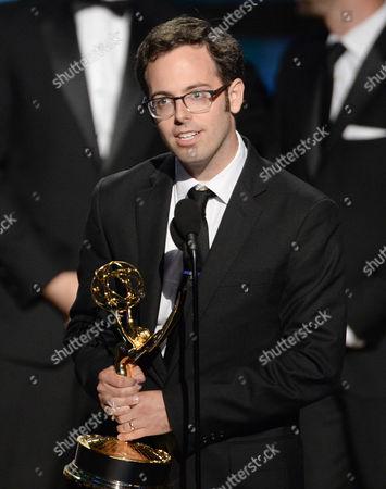 Editorial photo of 67th Primetime Emmy Awards - Show, Los Angeles, USA - 20 Sep 2015